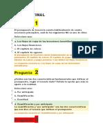 Examen D Financiera