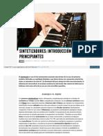 sintetizadores_para_principiantes