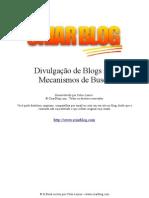Divulgacao de Blogs Nos Mecanismos de Busca