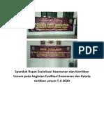Spanduk Rapat Sosialisasi Keamanan dan Ketrtiban Umum pada kegiatan Fasilitasi Keamanan dan Ketata tertiban umum T.docx