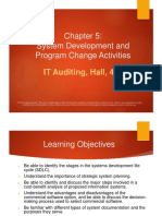 01 Chapter 5 Systems Development and Program Change Activities