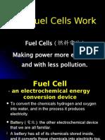 How Fuel Cells Work