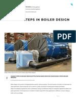 15 Basic Steps in Boiler Design - Meee Services _ Mechanical Design