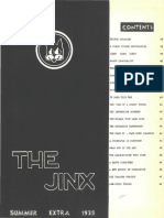 The Jinx Issue Summer Extra 1935