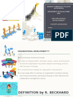 OD- concept, characteristics and process