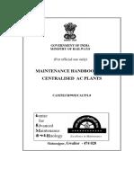 Maintenance handbook for Centralised AC Plant(1).pdf