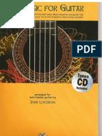 LOESBERG John - Irish Music for Classical Guitar [Notation & Tab] Chitarra