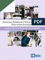 EMT-B EdStandards