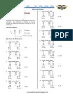 Problemas de Analogias Numericas y Distribuciones Ccesa007