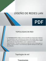 DISEÑO DE REDES LAN