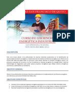 INFO Eficiencia Energetica Industrial 2020
