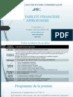Support  comptabilité