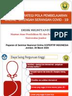 SEMNAS PROF DIDIK  SULISTYANTO_KOPERTIP 2020