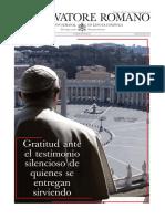 L'Osservatore Romano 27.03.2020