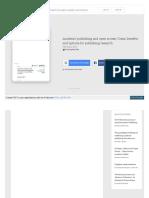 Academic publishing andopen access