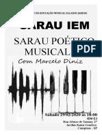Poster  poético musical I