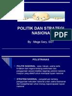POLITIK DAN STRATEGI
