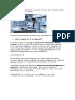Proyecto de investigación y las partes que lo componen.docx