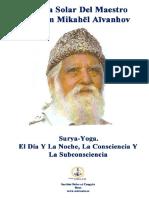 Surya-Yoga. El Día Y La Noche, La Consciencia Y La Subconsciencia (www.omraam.es)