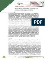 Plataformas Digitais EAD Artigo Cientifico