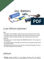 Lipo-Battery week 6 mvt