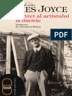 James Joyce Portret Al Artistului