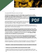 FAIR Letter March 25
