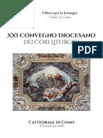 Ufficio per la Liturgia - Diocesi di Como - XXI Convegno Diocesano dei Cori Liturgici.pdf