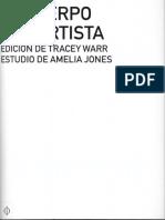 WARR, T. (Ed.) El Cuerpo Del Artista