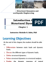 Chapter 1-Introduction to Structural Dynamics