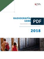 Radiografía de una generación. Vacacionistas millennials en el 2018