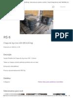 Chapa de Aço Inox 430 (R$ 6,00 Kg) - Outros itens para comércio e escritório - Parque Rodrigo Barreto, Arujá 718341500 _ OLX.pdf