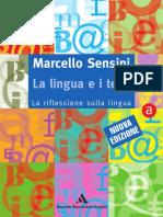 M.Sensini - La lingua e i testi - Vol. A La riflessione sulla lingua.pdf