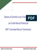 AMTcambio