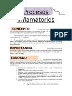 Procesos Inflamatorios