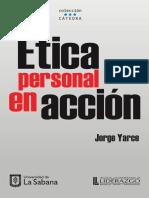 Ética. en acción. personal. Jorge Yarce.pdf