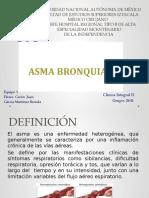 ASMA bronquial iztacala