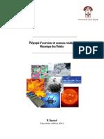 Polycopié exercices et examens résolus Mécanique des Fluides.pdf