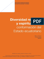 Sociología Religión Chicaiza Diversidad Religiosa y Espiritual Ecuador