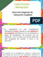 2018 MEP Monografía  Español DREG.pptx