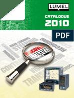 Lumel 2010 Product Catalogue 01[1].03