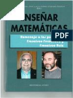 Libro enseñar matemáticas web