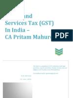 Hand book on GST - 3rd Edn - CA Pritam Mahure71.pdf