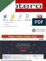 Manual Zotero 5 completo