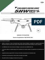 Syma-X5HW-24Ghz