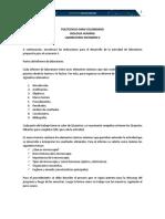 Instructivo para la presentación informe de laboratorio escenario 4-1