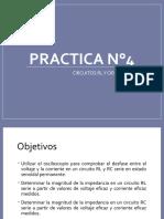 CIRCUITOS II PRACTICA N°4 (RL Y RC)