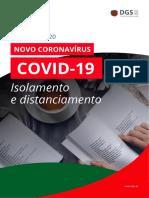 Corona Virus - manual de isolamento