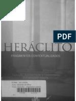 Heráclito Fragmentos Contextualizados - Alexandre Costa