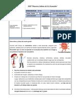 SESIÓN DE APRENDIZAJE    Nº 01 ARTE 4 GRADO.pdf